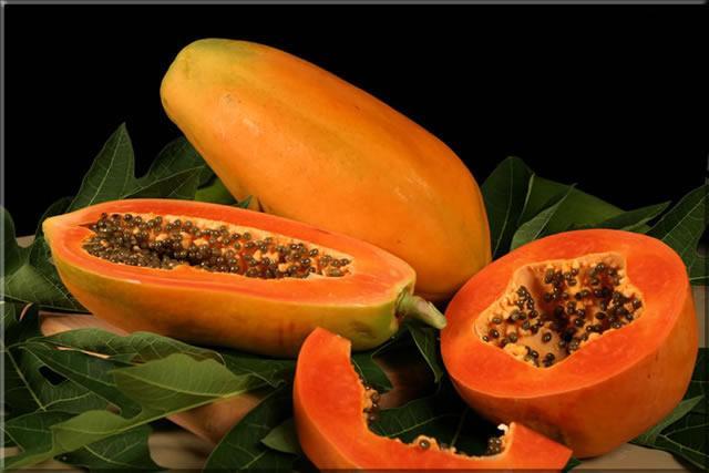 Листья папайи против рака