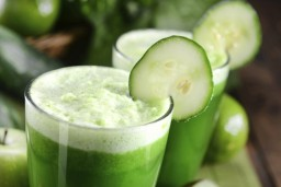 Овощные соки помогут здоровью