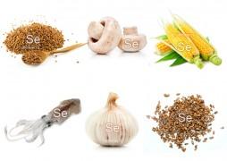 Селеносодержащие продукты против рака