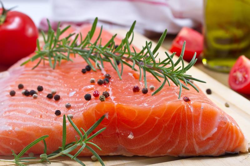 Употребление рыбы поможет уберечься от рака
