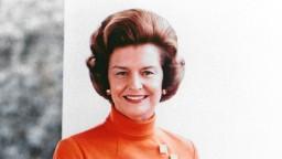 Бетти Форд вошла в историю благодаря кампаниии по профилактике рака груди