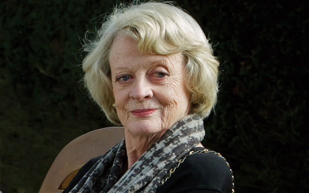 Мэгги Смит поборола рак груди