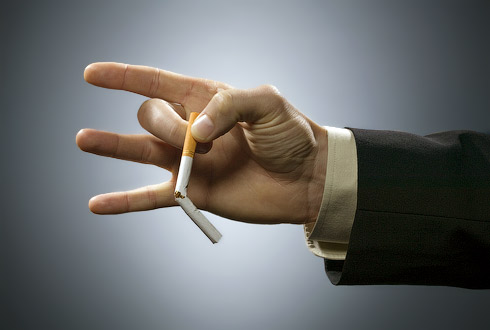 Курение повышает риск заболеть раком