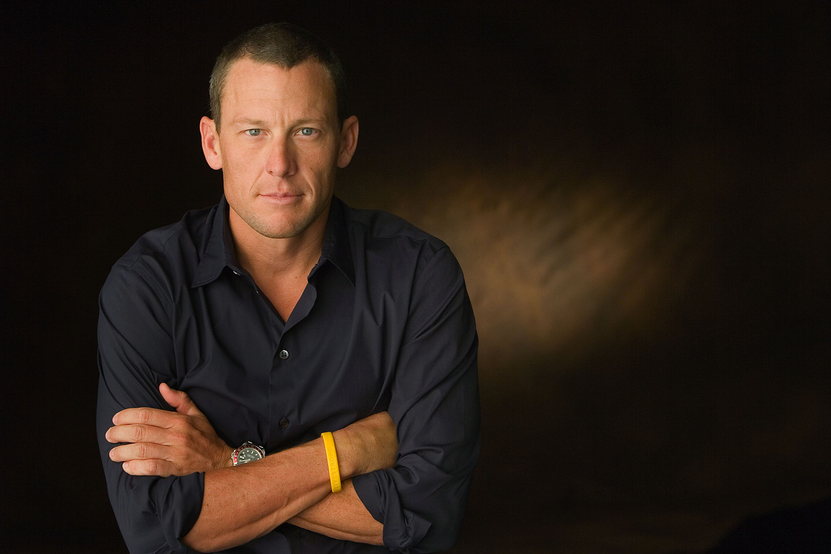 Лэнс Армстронг: «Не опускайте руки и не сдавайтесь!»