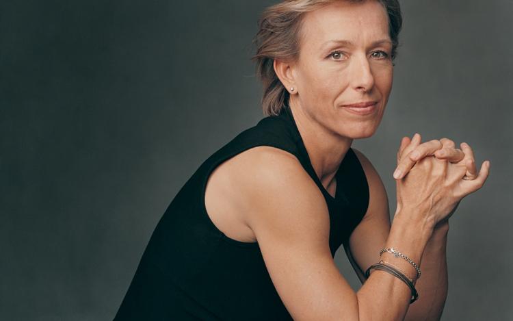 Мартина Навратилова: «Я свободна от рака»