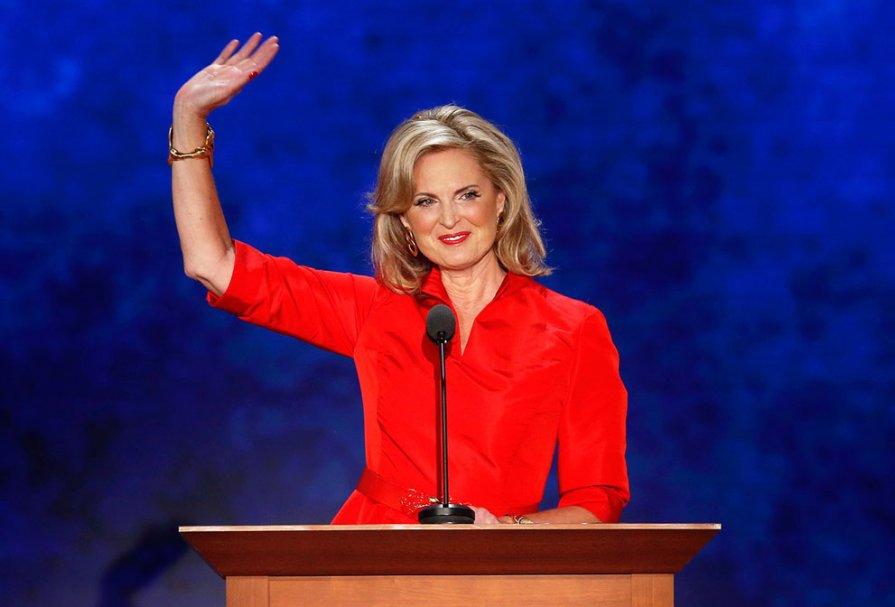 Энн Ромни столкнулась с раком груди в 2009 году