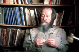 Свою схватку с болезнью Александр Солженицын описал в «Раковом корпусе»