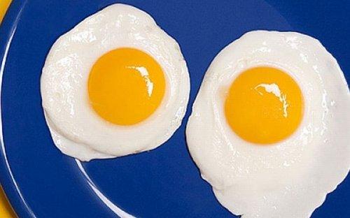 Яичница на завтрак – новое оружие против рака груди