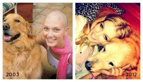 9 лет после победы над раком