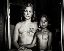 Фотопроект о женщинах, победивших рак груди
