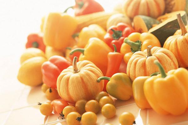 Оранжевые овощи и фрукты предотвращают женские болезни
