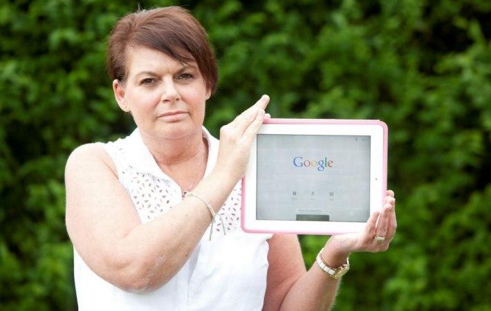 Англичанка выявила у себя рак с помощью Google