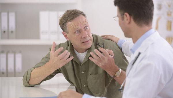 Европейские мужчины чаще болеют раком, чем болезнями сердца