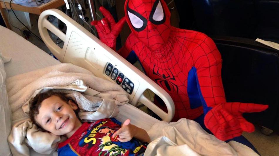 Как вернуть веру в жизнь ребенку с лейкемией?