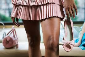 Женщины могут оценить, насколько вероятен у них рак груди, запомнив размер своих юбок в последние годы, заявили британские ученые