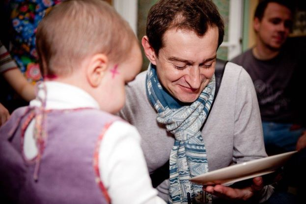 Константин Хабенский помогает онкобольным детям