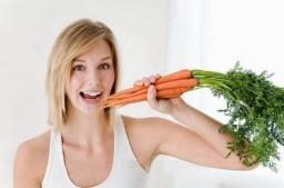 Морковь против рака
