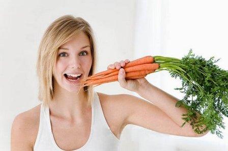 Морковь против предрака